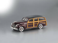 Brooklin Limited BML10 1940 Buick M59 Station Wagon - Made in England