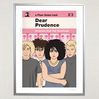 Siouxsie & The Banshees Ltd Ed 30cm x 40cm Dear Prudence Print The Cure Goth