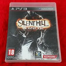 ps3 SILENT HILL DOWNPOUR *x A Survival Horror Game NTSC Playstation REGION FREE