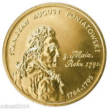 2005 - 2zl  Polish Kings and Princes: Stanisław August Poniatowski
