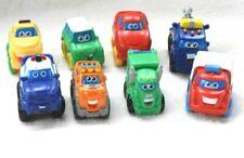 Mini Chuck & Friends Trucks Lot of 8 TONKA Road Rally