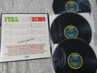"Italianisimo Ricchi E Poveri Wea 1978 VG/VG Box con 3 X LP 12 "" Vinyl vinyl"
