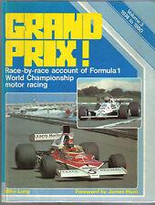 Grand Prix Volume 3 1974-1980 Race by Race F1 World Championship Motor Racing