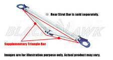 CUSCO Supplementary Triangle Rear Bar For TOYOTA Altezza SXE10 2WD2000 195 544 A