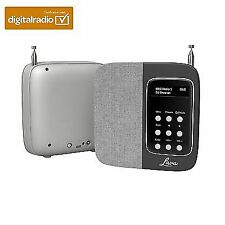 Portable Pocket Personal Digital DAB FM Radio Rechargeable Battery by Lava