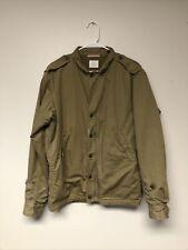 Apolis Global Citizen Jacket Men's Size XL Olive Green Cotton R-786