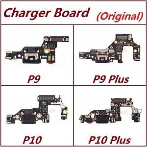 Original USB Dock Faster Charging Port Mic Flex Board For Huawei P9 P10 P10 Plus