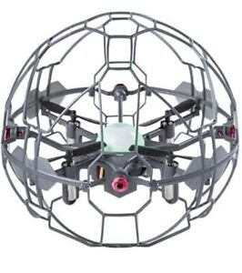 Air Hogs – Supernova, Gravity Defying Hand-Controlled Flying Orb