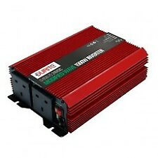 Durite 1500W 24V DC to 230V AC Compact Modified Wave Voltage Inverters
