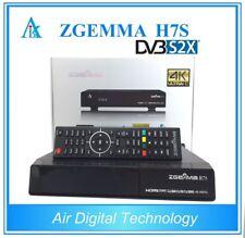 Decoder Zgemma H7S 4K Multistream DVB-S2+DVB-S2X+DVB-T2 OpenATV