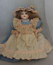 "Antique Jules Steiner Kicking Bébé Gigoteur French Mechanical Doll 17"""