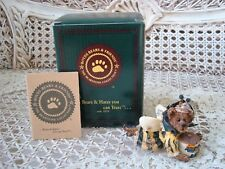 Boyds Sage Buzzby Bee Bearstone Ornament *New In Box* Retired