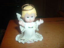 Enesco Holly Babes Collection Morehead Inc. Angel  Figurine