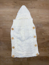 Knitted Newborn Sleepbag