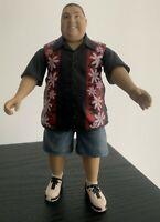 "Gabriel Iglesias Fluffy 6"" Action Figure MEZCO Toyz 2012 IN LOOSE"