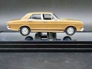 Classic Carlectables Ford XT GT Falcon 302 in GT Gold Black Stripes 1:43 Diecast