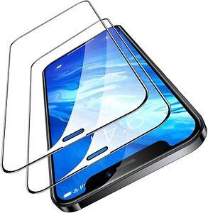 2x 11D iPhone 12 / 12 PRO / MAX / MINI Schutzglas Hartglas 9H Stärke Panzerfolie