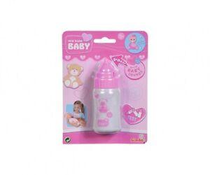 Simba 105560200 - New Born Baby - Magic Bottles, with Sound