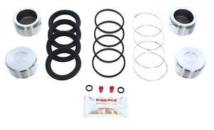 for Sunbeam Alpine Tiger FRONT Brake Caliper Repair Kit + Pistons BRKP29