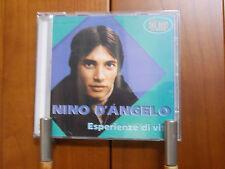 NINO D'ANGELO ESPERIENZE DI VITA CD RARISSIMO