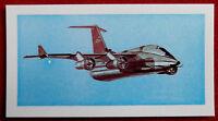 UFO - Individual Card #03 - JET TRANSPORT - George Bassett & Co - 1970