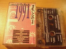 TURN UP THE BASS - 1991 MEGAMIX - Tape/Cassette