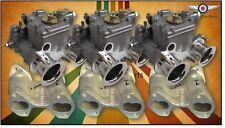BMW M30 CHAIN DRIVE FAJS Triple 40 DCOE (Weber Copy) Side-draft Carburettor Kit