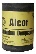 Alproof Std Aluminium Dampcourse Alcor 450mm x 0.3mm x 10M