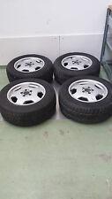 Mercedes Benz Felgen Winterreifen W235/60R16 7,5Jx16 ET35 Dunlop SP Wintersport