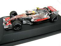 MCLAREN MERCEDES MP4/22 HAMILTON SPECIAL BOX 2007 F1 WORLD CHAMPION 1/43 NEU OVP