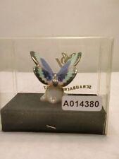 +# A014380 Goebel Archiv Muster Schaubach Schmetterling Butterfly Plombe OVP