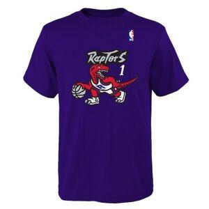 Toronto Raptors Tracy McGrady Hardwood Classics T Shirt Vintage Men Gift Tee