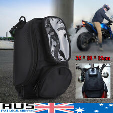 Motorcycle Magnetic Oil Fuel Tank Bag iPhone Cell Phone Holder Tool Bags