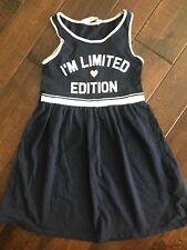 H & M Girls Summer Dress Size 4-6 Yrs