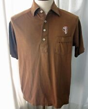 Vintage Calusa Country Club Miami Polo Shirt M 1970s