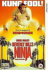 Ninja Action & Adventure VHS Films