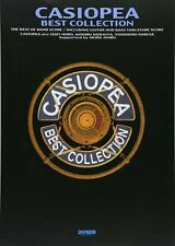 CASIOPEA Music Book Best Collection Band Score Sheet Reprint Reissue * Japan new