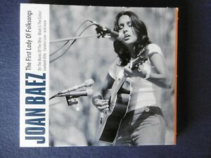 Joan Baez - The First Lady Of Folksongs (CD, Membran)