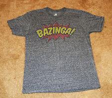 official size mens medium t shirt big band theory bazinga