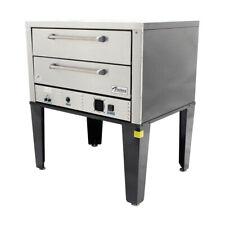 Peerless Ce61pe 50 Electric Pizza Deck Oven Double Deck