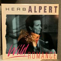 "HERB ALPERT - Wild Romance - 12"" Vinyl Record LP - EX"