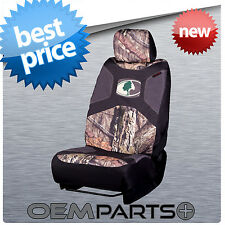 1X MOSSY OAK UNIVERSAL SEAT COVER CAMOUFLAGE CAMO BUCKET TRUCK SUV CAR NEW STYLE