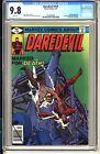 DAREDEVIL #159  CGC 9.8 WP NM/MT Marvel Comics 1979  Frank Miller Bullseye vol 1
