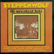 16 Greatest Hits by Steppenwolf CD Jul-1991 Universal Distribution(NEAR-MINT)#N1