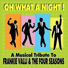 Oh What A Night! A Musical Tribute To Frankie Vall [CD New]
