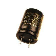 Mundorf condensador Elko 10000uf 25v 125 ° C mlytic ® AG audio Grade 853071