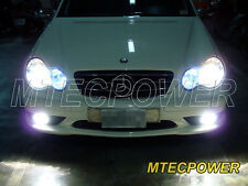 MTEC 6000K T10 W5W 194 168 No Error LED Parking Lights Mercedes W203 C230