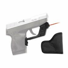CRIMSON TRACE LG-407H LASERGUARD RED LASER WITH POCKET HOLSTER FOR TAURUS TCP