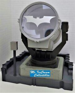 The Dark Knight Rises Movie Masters Bat Signal BAF 100% Complete