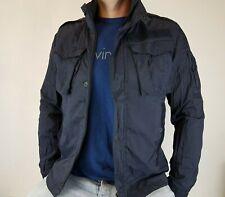 BNWT G Star Raw Men's Overshirt Jacket Lightweight in Saru Blue Medium B651-20